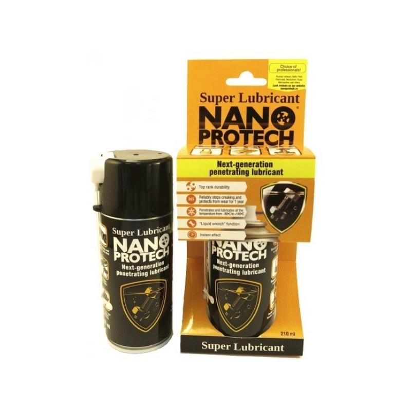 NanoProtech Super Lubrificante Penetrante, 150ml