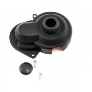Traxxas Dust cover/rubber plug (w/ screws) (Stampede/Rustler)