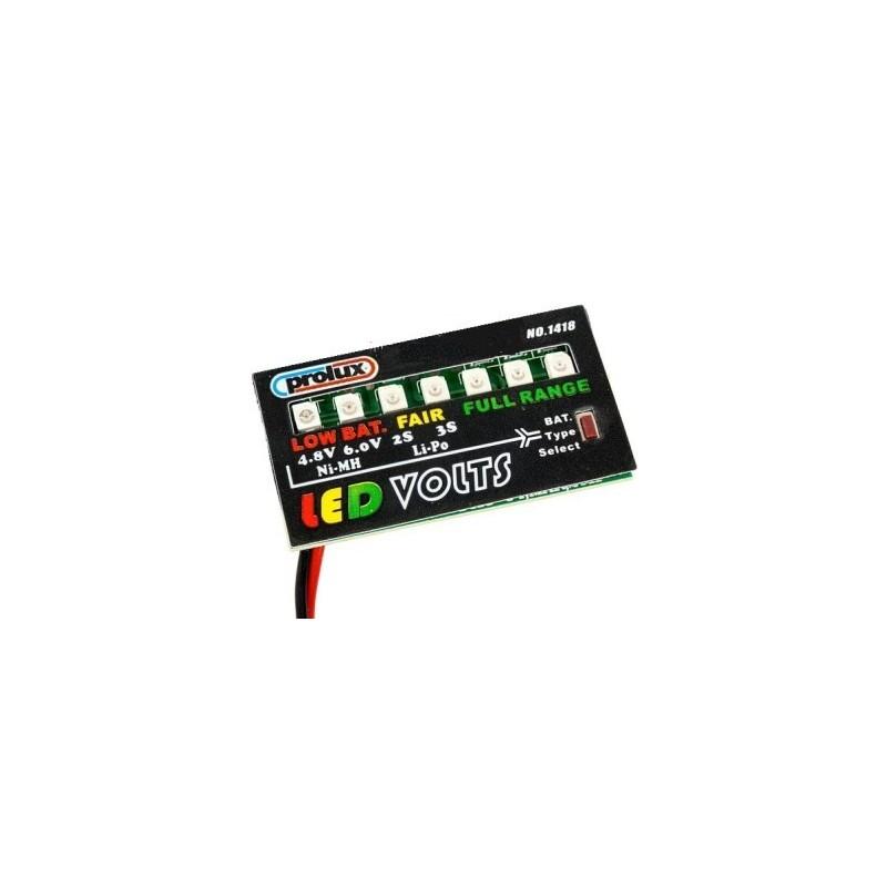 Prolux On Board Battery Checker