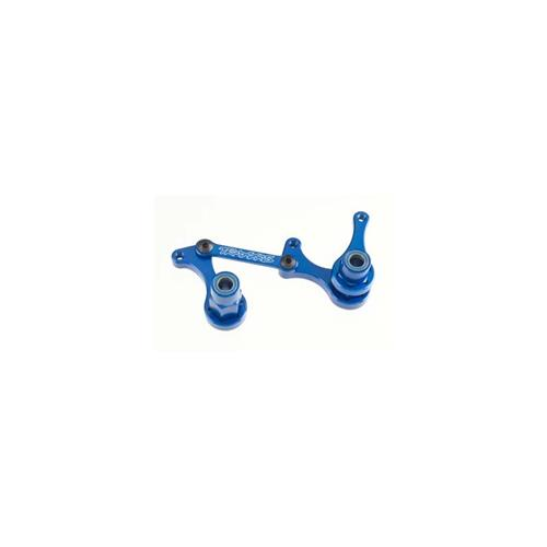 Traxxas Sterring Bellcranks Drag Link (Blue Anodized)