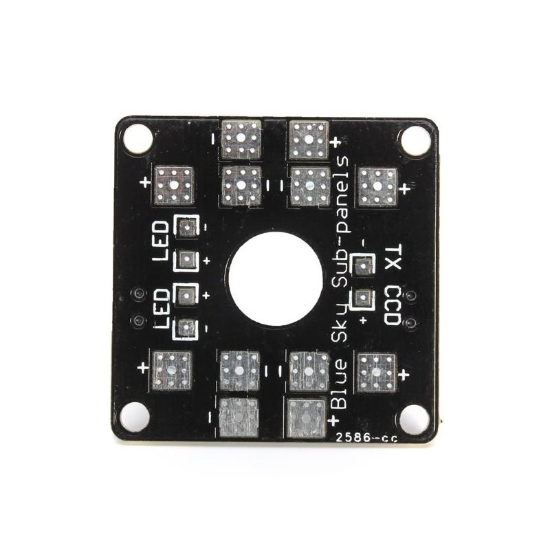 Placa Distribuição Controladora CC3D