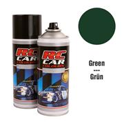 RC Car Colours Tinta para Policarbonato Verde 312