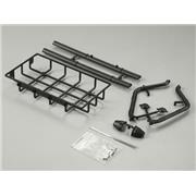 Killerbody Nylon Luggage Rack & Chimney 1/10