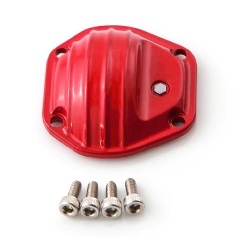 Gmade GS01 Red Differential Cover