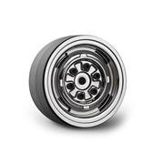 GMade 1.9 Beadlock Wheels (Chrome)