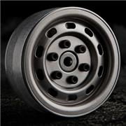 GMade 1.9 SR2 Beadlock Wheels (Uncoated Steel)