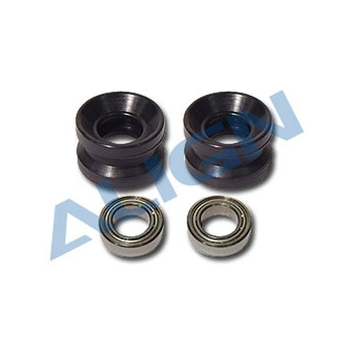 Align T-Rex 600 Torque Tube Bearing Holder Set