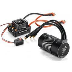 Hobbywing Combo MAX8 150A / Motor SL-4274-2200