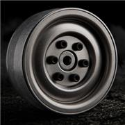 GMade 1.9 SR03 Beadlock Wheels (Uncoated Steel)