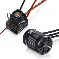 Ezrun Combo MAX10 3652SL 4000KV 1/10