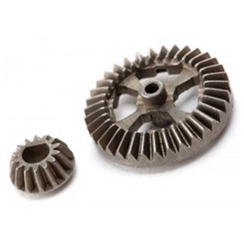 Traxxas Ring Gear, Differential/ Pinion Gear Metal