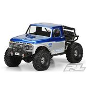 Proline 1966 Ford F-100 Clear Body SCX10 Trail Honcho 313MM