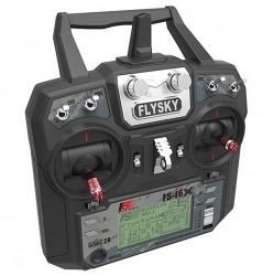 Flysky FS-I6X 6CH 2.4GHz with X6B I-BUS receiver