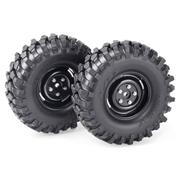 Absima Wheel Set Crawler Steelhammer 108mm 1:10 (2 pcs)