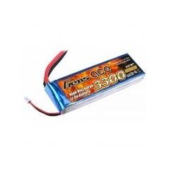 Gens Ace Bateria Lipo 25C 3300mAh 2S1P