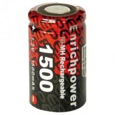 Robitronic Bateria Ni-MH 1500mAh 1.2v 2/3A