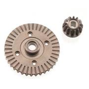 HPI Racing Bevel Gear Set 38/13T (Sintered Metal) MT2/Sintered Metal