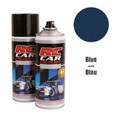 RC Car Colours Tinta para Policarbonato/Lexan Azul Escuro