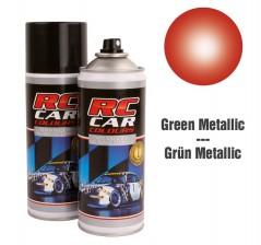 RC Car Colours Tinta para Policarbonato/Lexan Vermelho Metalizado