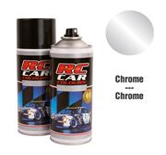 RC Car Colours Tinta para Policarbonato/Lexan Cromado