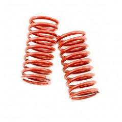 Traxxas Mola Amortecedor (Vermelho) (GTR) (4.9 variação prata) (std.