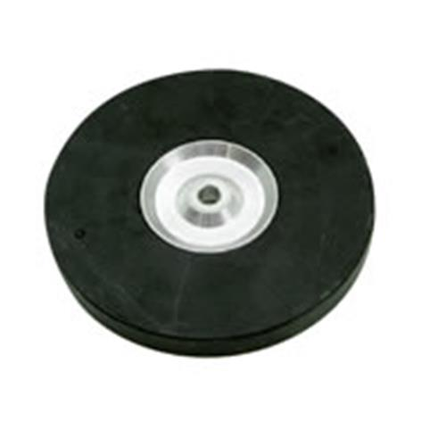 Fastrax Aluminium Rubber Wheel For Fast54/Fast550/A
