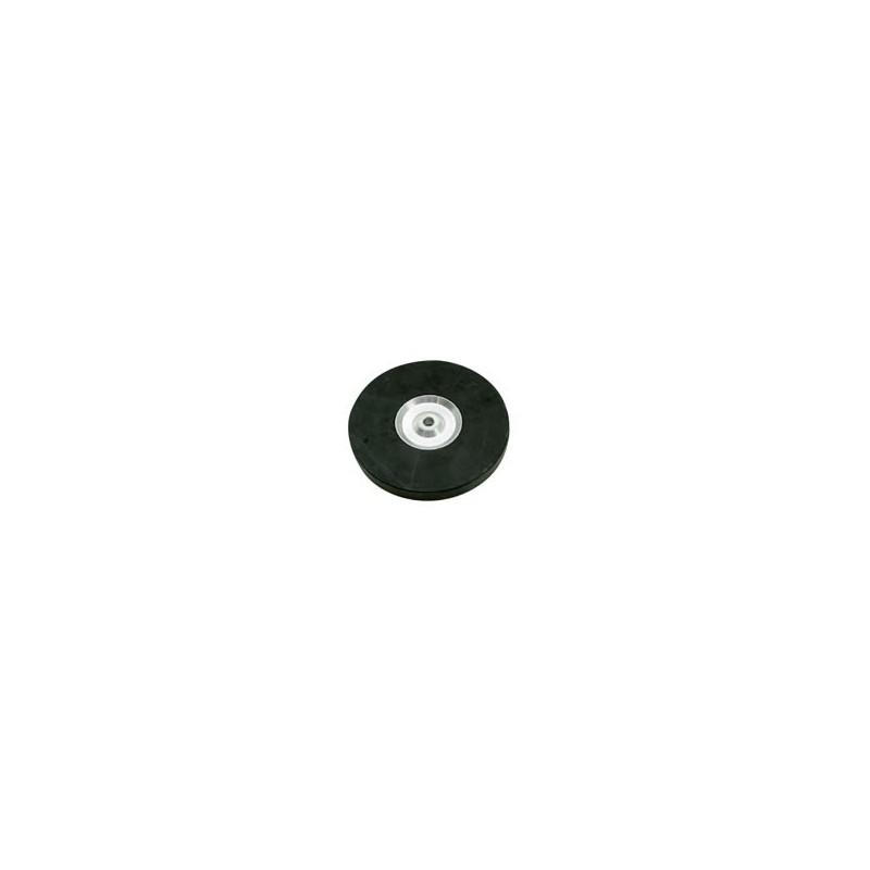 Fastrax Aluminium Rubber Wheel For Fast54/Fast550/A