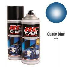 RC Car Colours Tinta para Policarbonato/Lexan Candy Blue