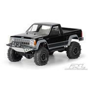 Proline Jeep Comanche Full Bed Bodyshell 313mm W/Base Crawlr