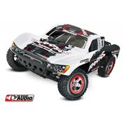 Traxxas Slash Pro 2WD SC 1/10 RTR w/On-Board Audio
