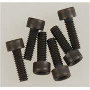 Traxxas Cap Head Machine Screw 2.5x8mm (6)