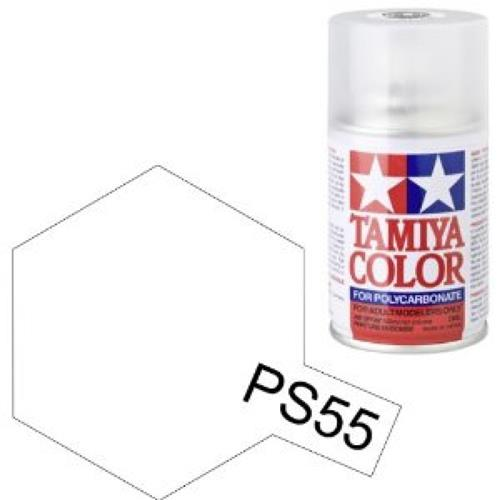 Tamiya PS-55 Flat Clear Polycarbonate 100ml