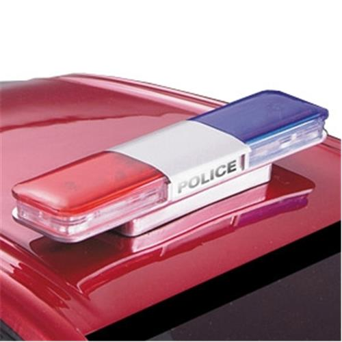 Fastrax Police Rooflight Set w/LEDs