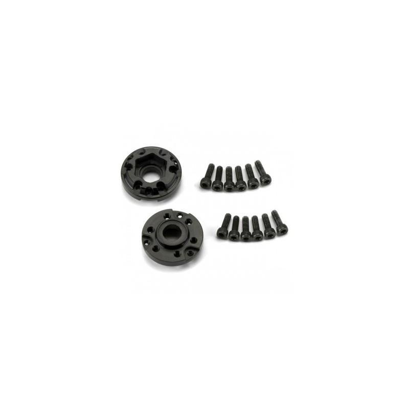 Proline 6-Lug 12mm STD Offset Hex Adapters PL 6-Lug Wheels 2