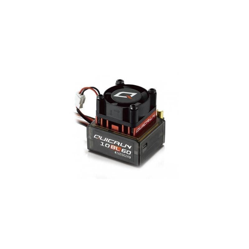Hobbywing Quicrun 10BL60 Sensored Brushless ESC 60A