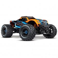 Traxxas Maxx: 1/10 4S Brushless Monster Truck Orange