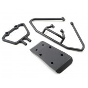 Team Associated SC10 FRONT SKID, BUMPER