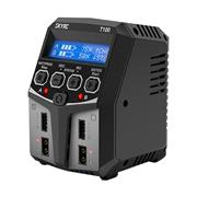 SkyRC T100 AC DUO LiPo 2-4s 5A 2x50W Charger