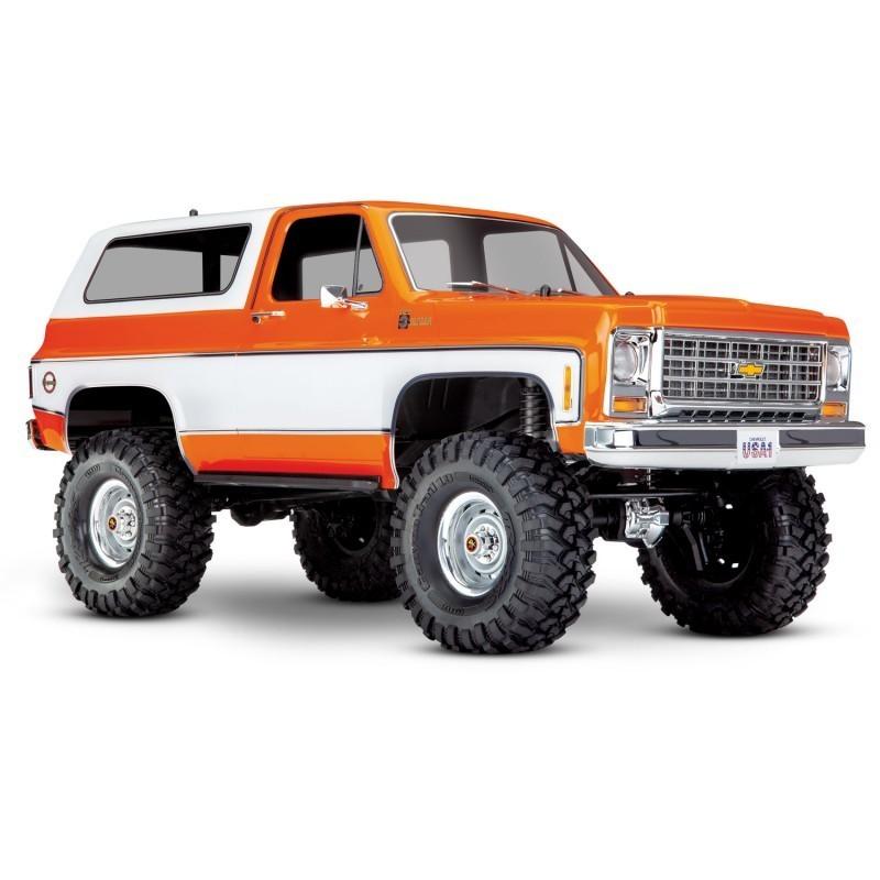 Traxxas TRX4 K5 BLAZER Scale 4X4 (Red/Orange)