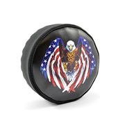 Fastrax Scale Eagle Spare Tyre Cover (125mm/ TRX4)