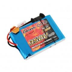 Gens Ace Bateria Lipo 3.7V 3500mAh 1S1P