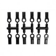Kyosho Ball End 6.8mm (12 Pcs.)