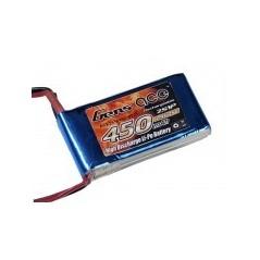 Bateria Lipo Gens Ace 25C 450mAh 3S1P