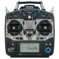Rádio Futaba T10J (T-FHSS 2,4 GHz.)