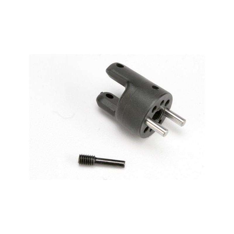 Yoke, brake (1)/ torque pins (2)/ 4x15mm screw pin