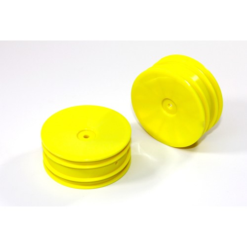 Rims Front Yellow (2) TC02 / Jekyll