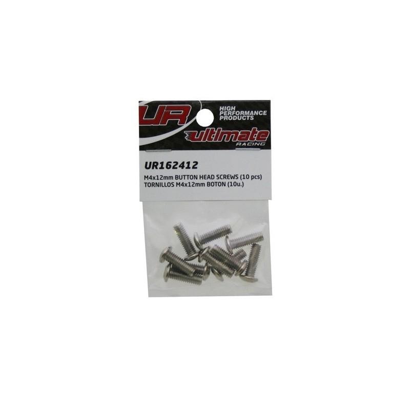 Parafusos Allen M4 x 12mm (10pcs)