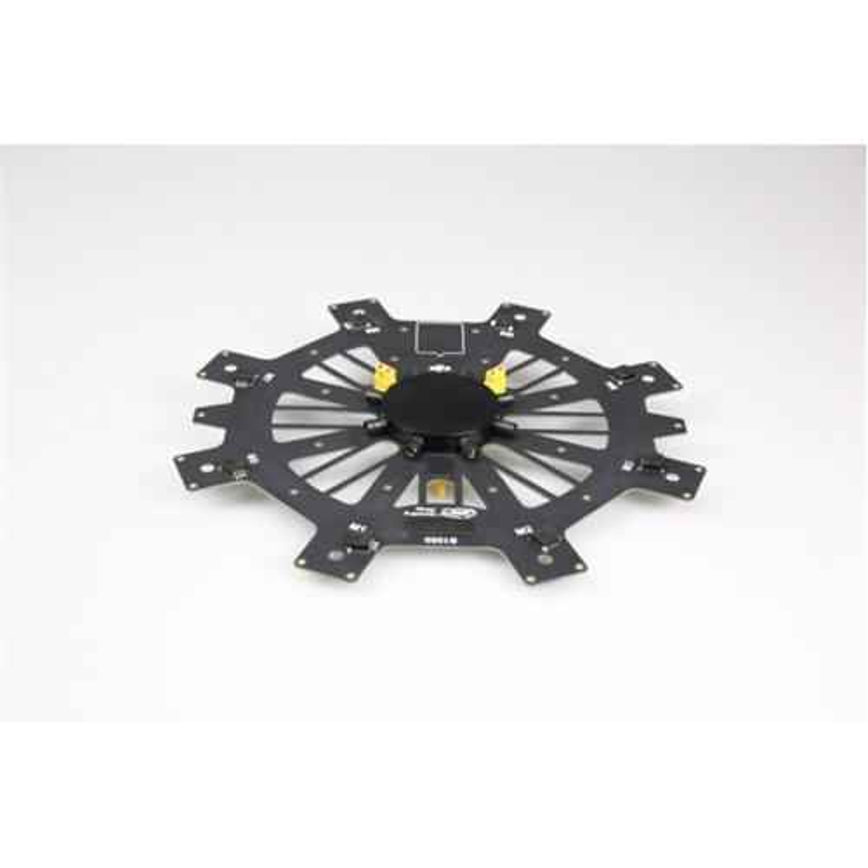 Main Blade 120 mm Pro Edition Yellow 2 sets Trex150