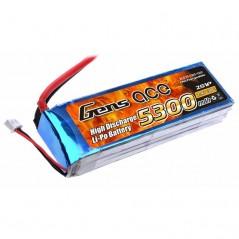 Gens Ace Bateria Lipo 30C 5300mAh 2S1P