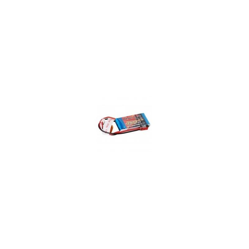 Bateria Lipo Gens Ace 450mAh 25C 2S1P